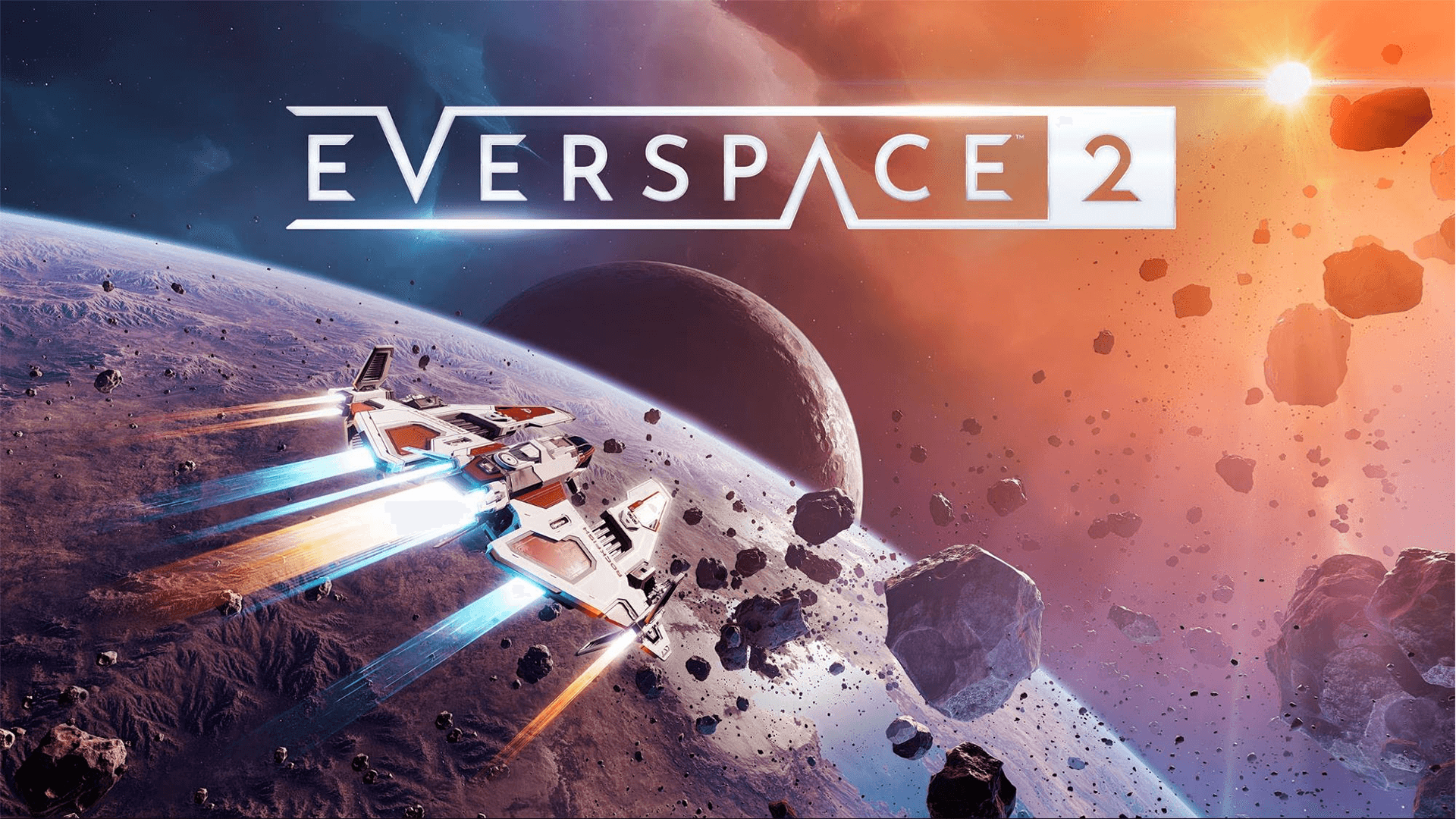 Everspace 2 Early Access: Now Available on Steam!