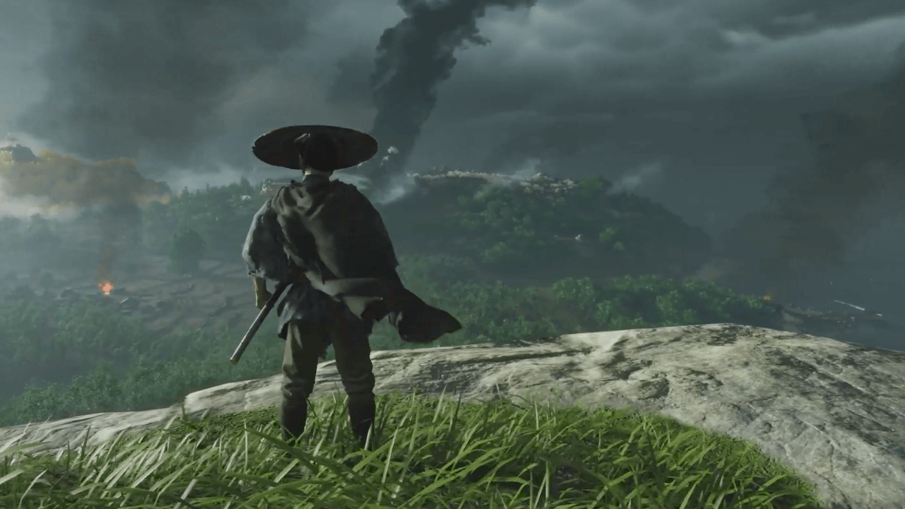 Ghost of Tsushima Update 2.08 Patch Notes