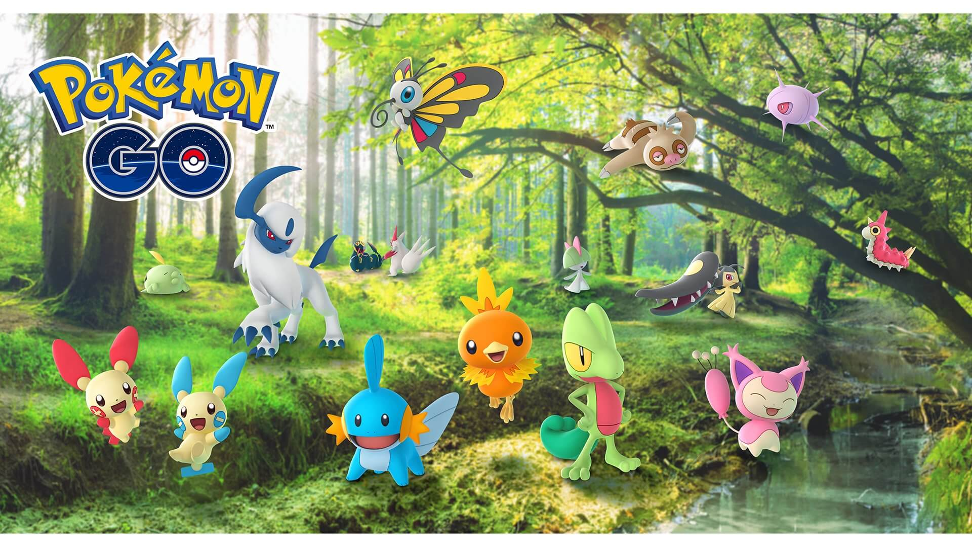 Pokemon GO: Everything to Know About the Hoenn Celebration Event