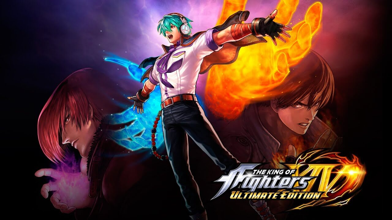 King of Fighters XIV Ultimate Edition Launch Trailer Releases
