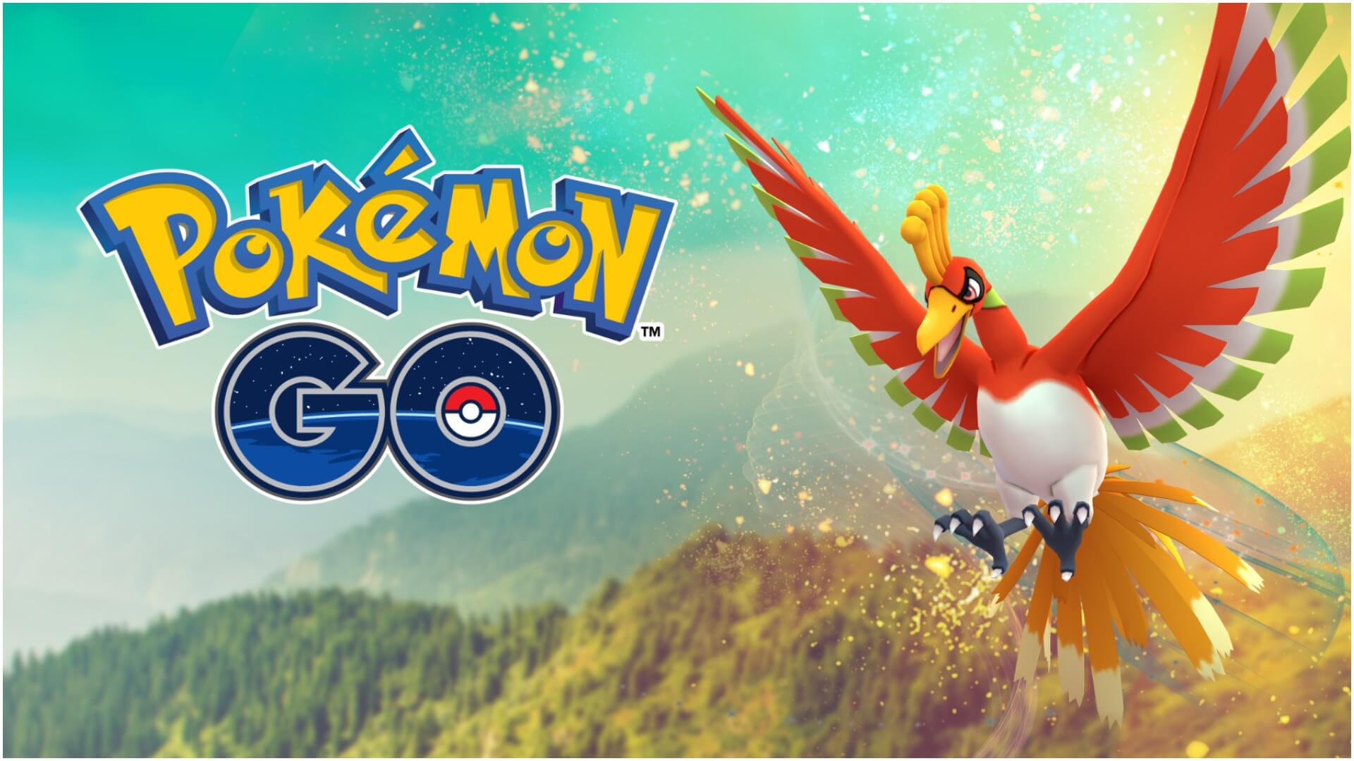 Pokemon GO Guide - How to Beat Ho-oh