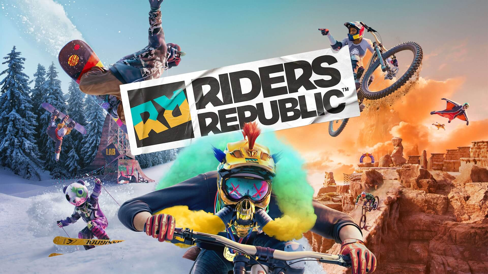 Ubisoft Pushes Riders Republic Release To Later This Year