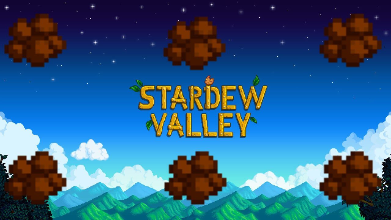 Stardew Valley Guide - How to Get Clay