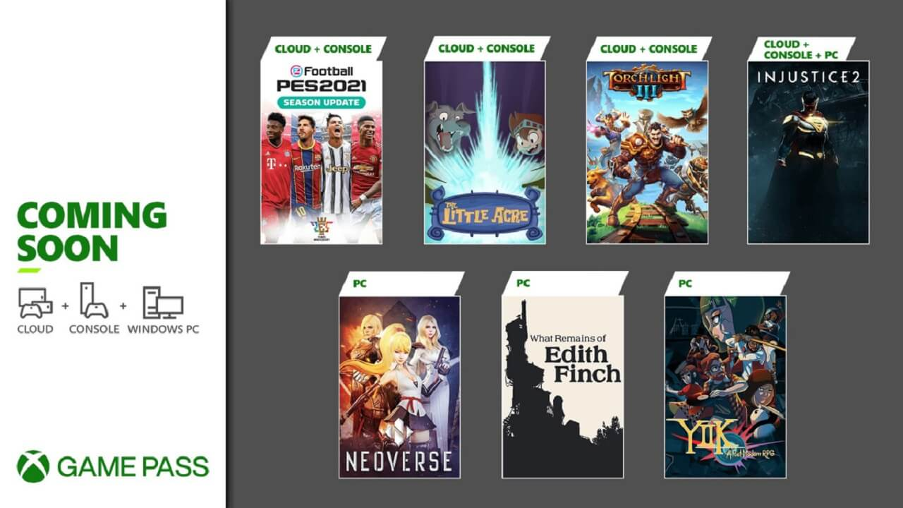 Game Pass Gets Edith Finch, Neoverse, and More