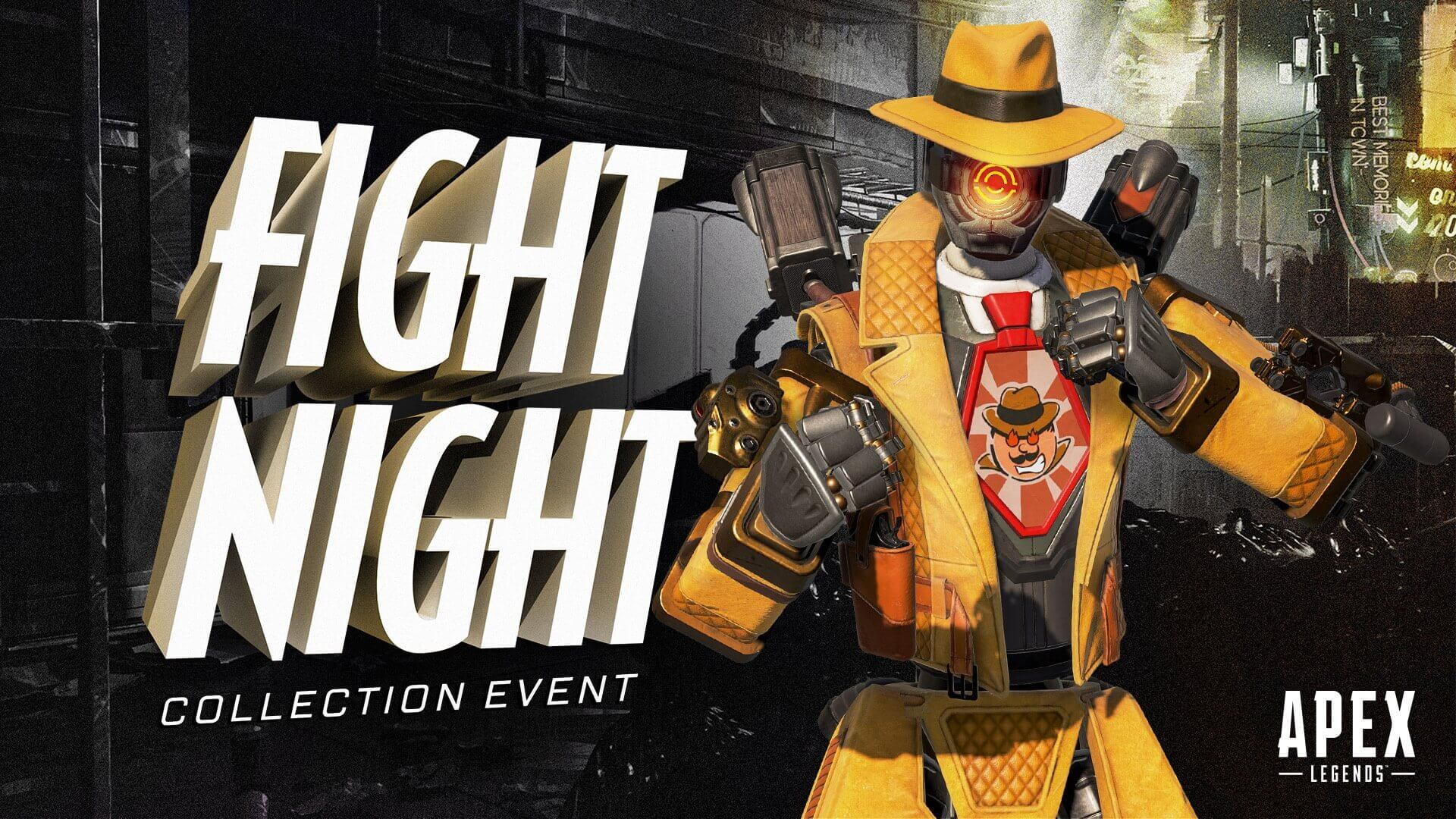 Apex Legends' New Fight Night Event Launches Today