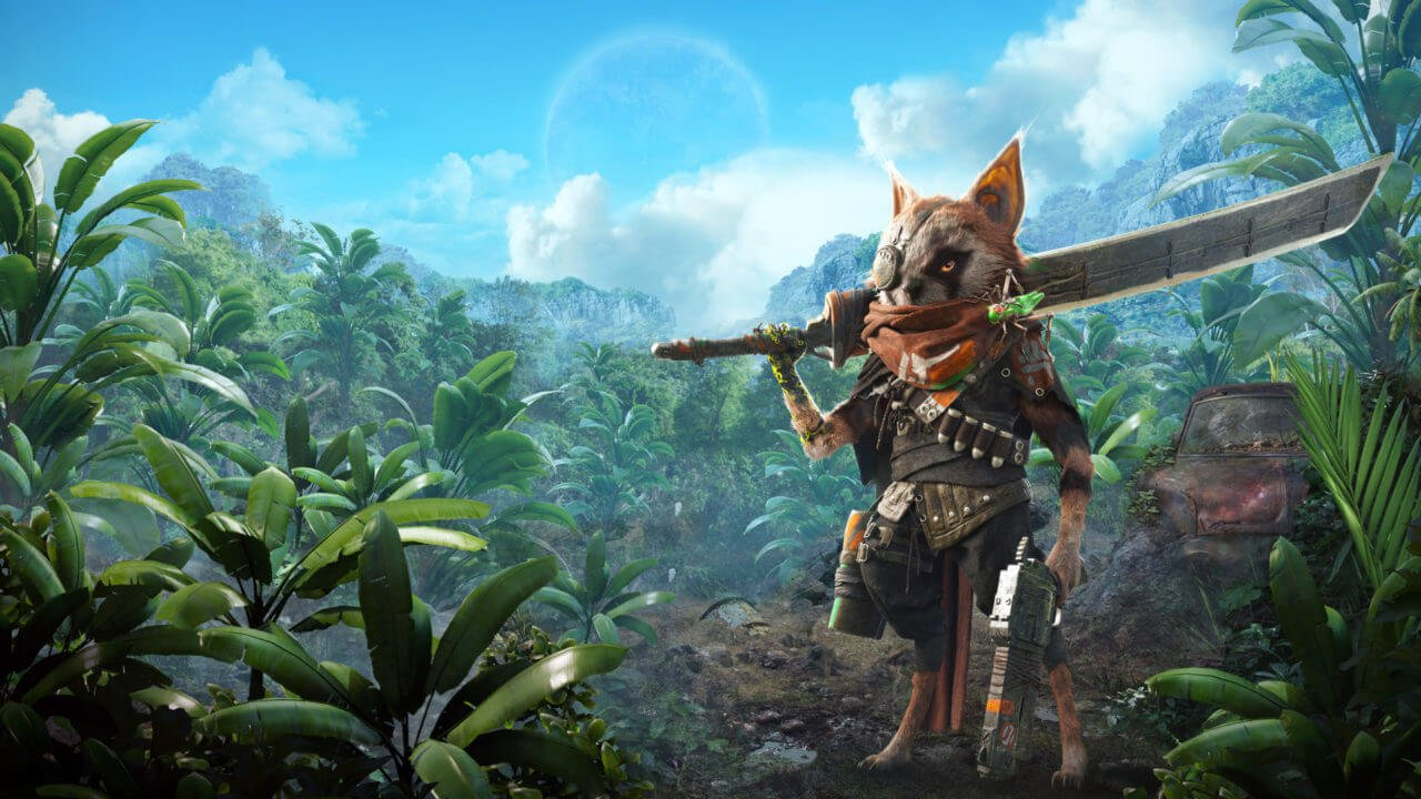 Biomutant Release Date Finally Set For May 2021