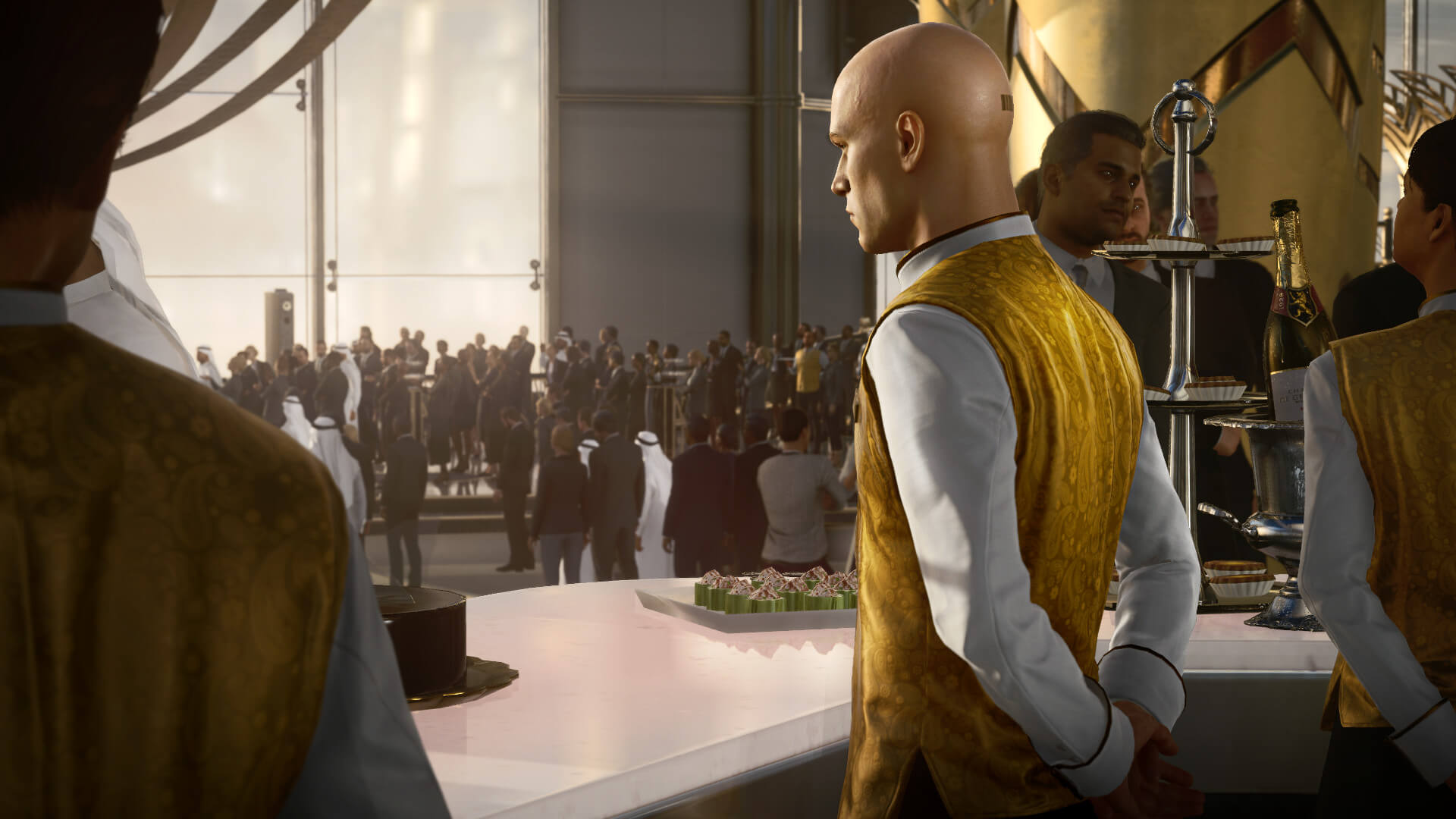 Hitman 3 Guide - How to Get the Helicopter Key
