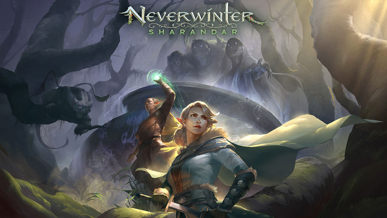 Neverwinter: Sharandar Expansion Drops in February, March for Consoles