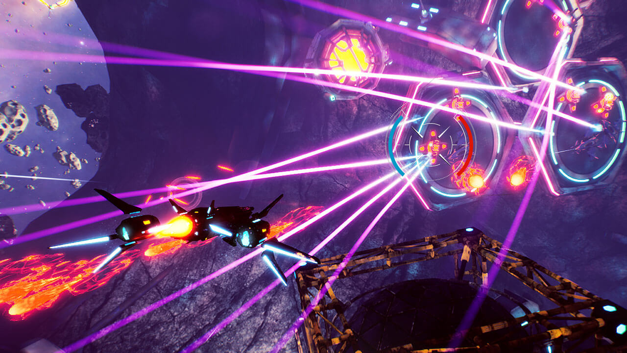 Redout: Space Assault Released for Consoles and PC