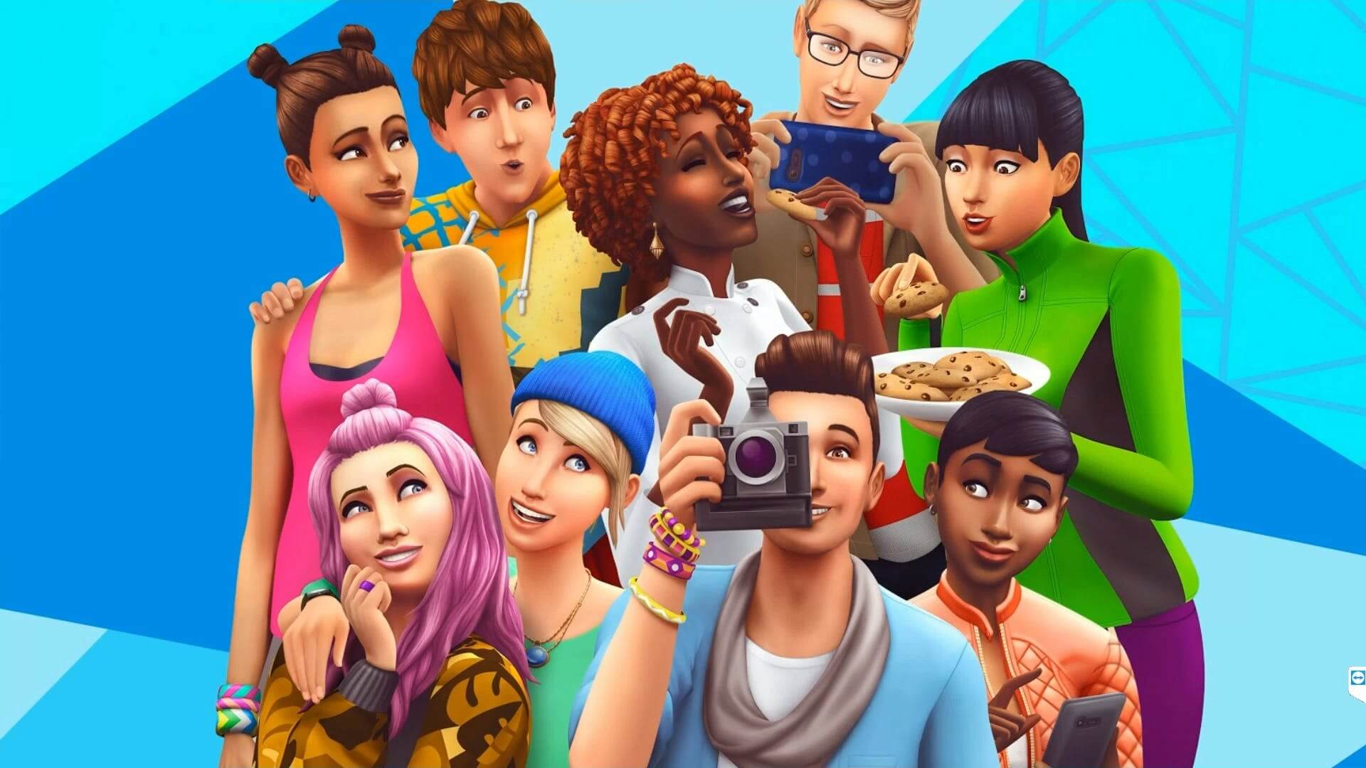 The Sims 4 is Getting a Paranormal Pack