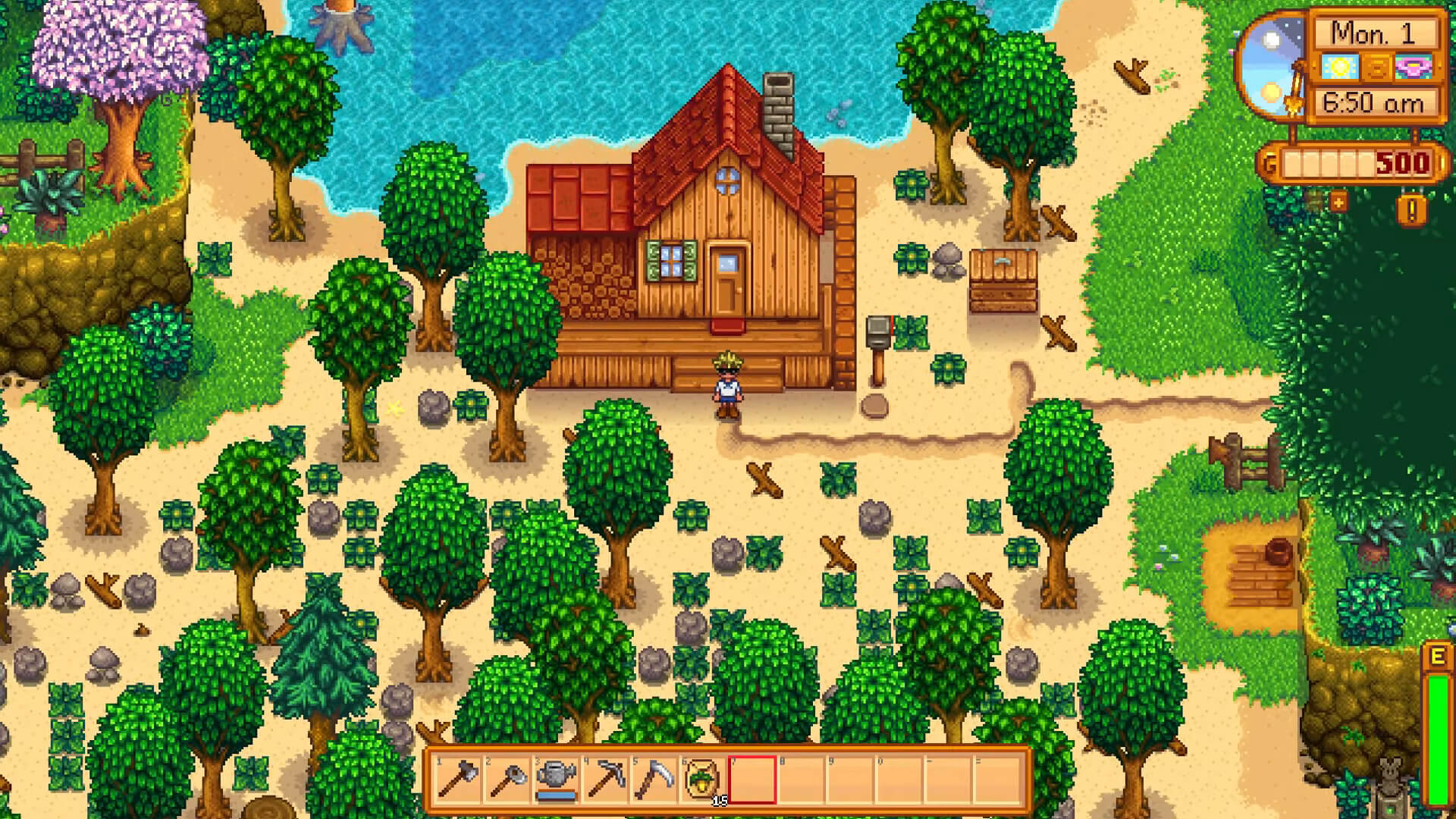 Stardew Valley 1.5 Update Primed for Imminent Console Release