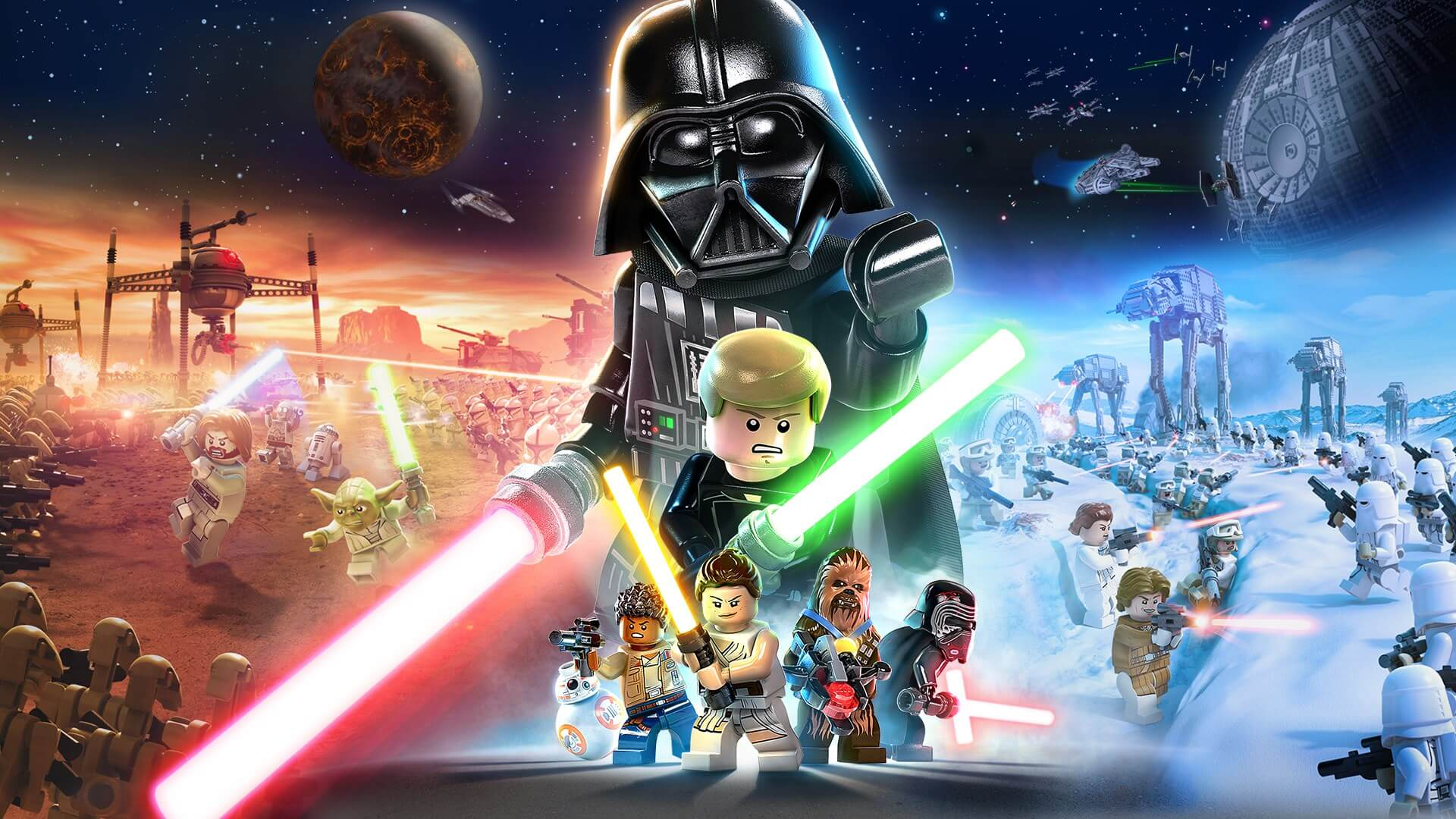 Ubisoft Announces Story-Driven Open-World Star Wars Game
