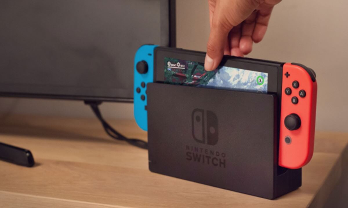 Nintendo Switch Pro Info Datamined from Switch Firmware Update