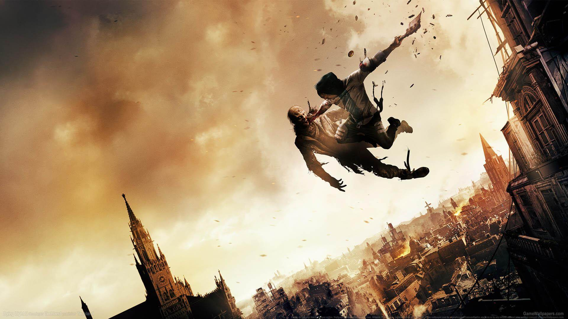 Yet Another Dying Light 2 Writer Leaves the Project