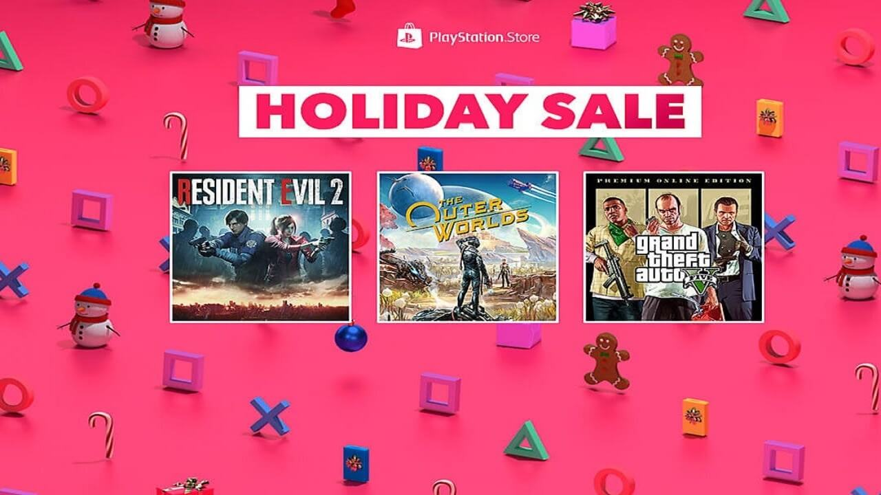 New Offers Added to the PlayStation Holiday Sale