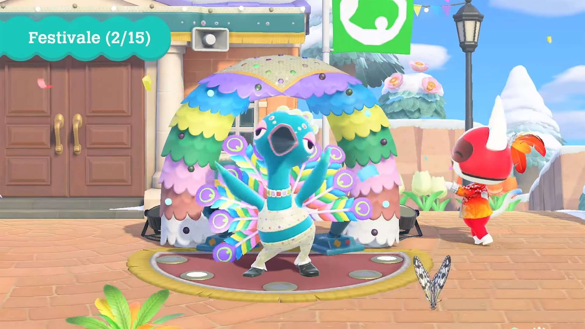 Animal Crossing New Horizons Guide - Everything to Know About Festivale
