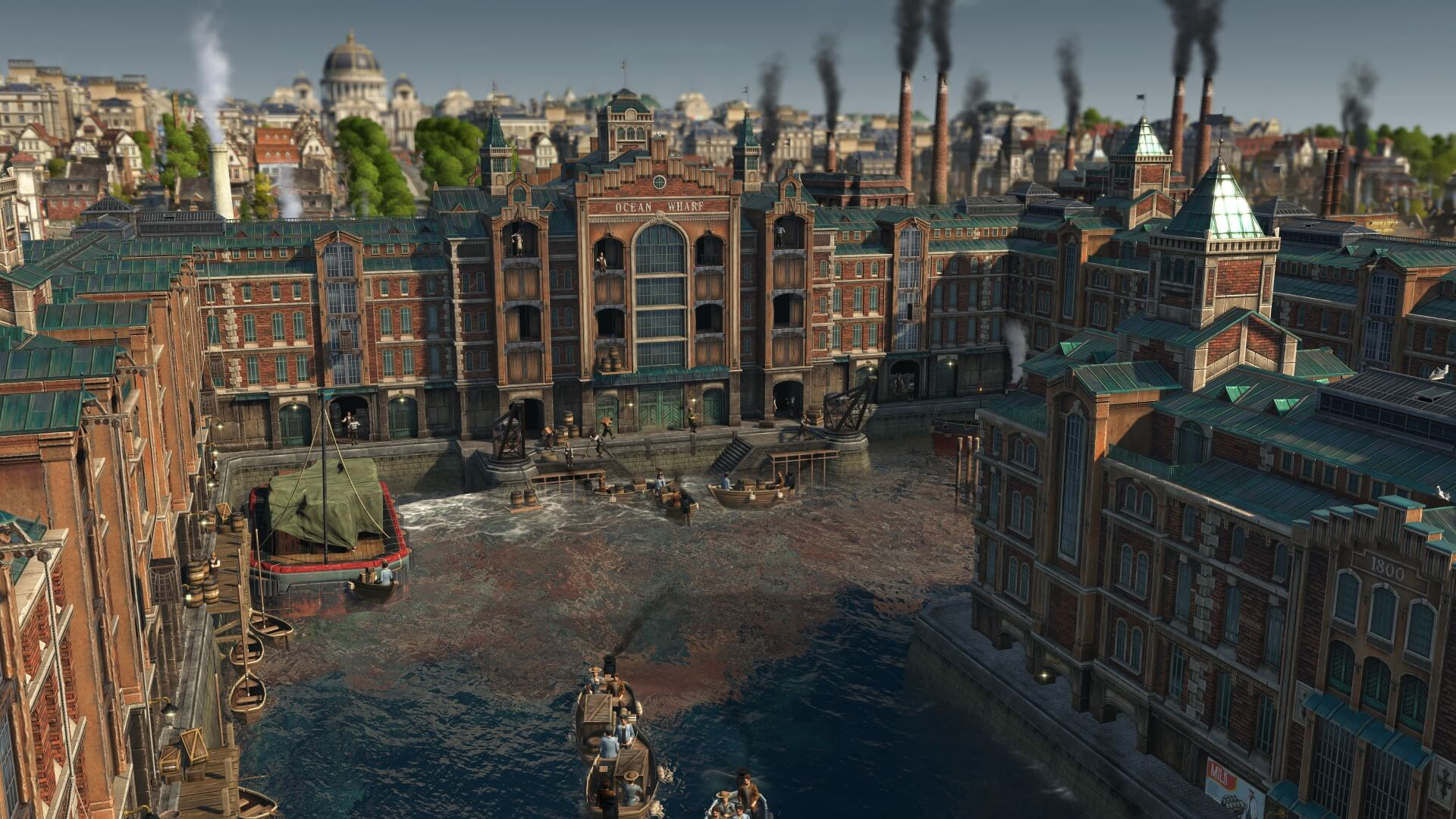 Anno 1800 Gets Season 3 Pass Today
