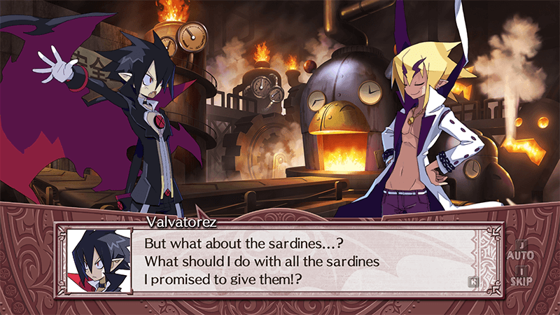 Disgaea 4 Complete+ Update: PC Version's New Features