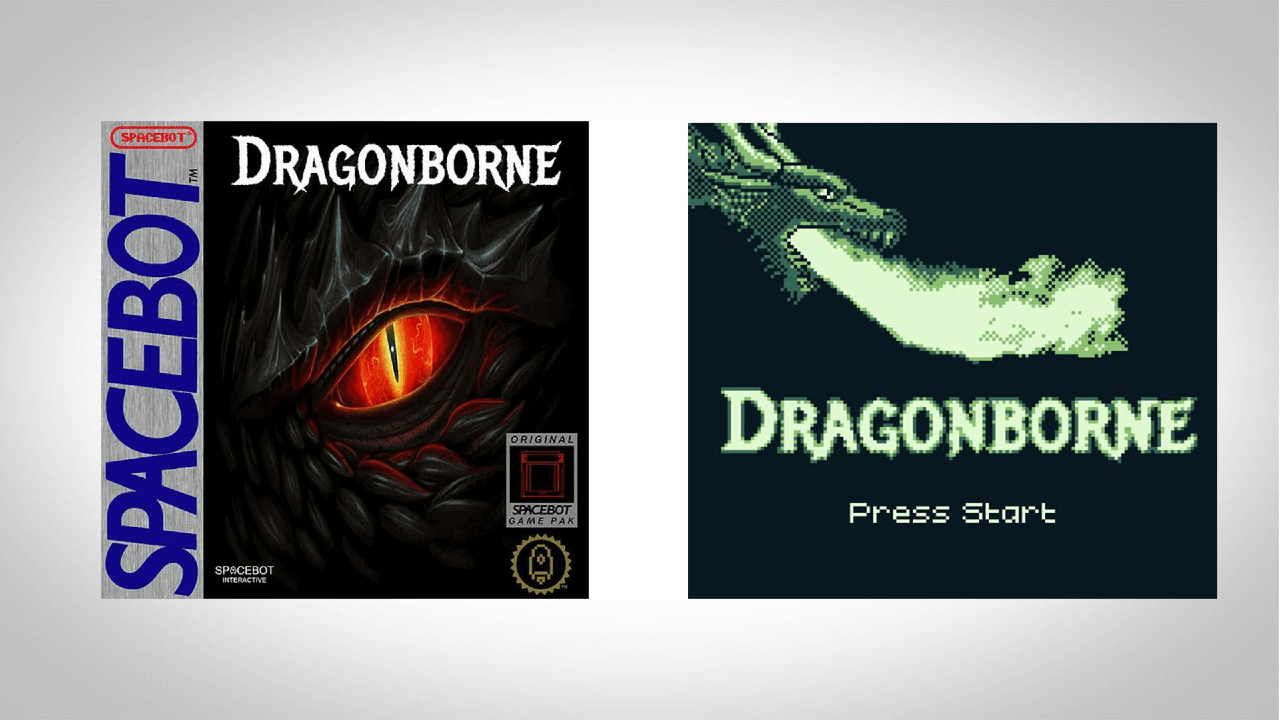 Game Boy Retro RPG 'Dragonborne' Releases on Steam Today