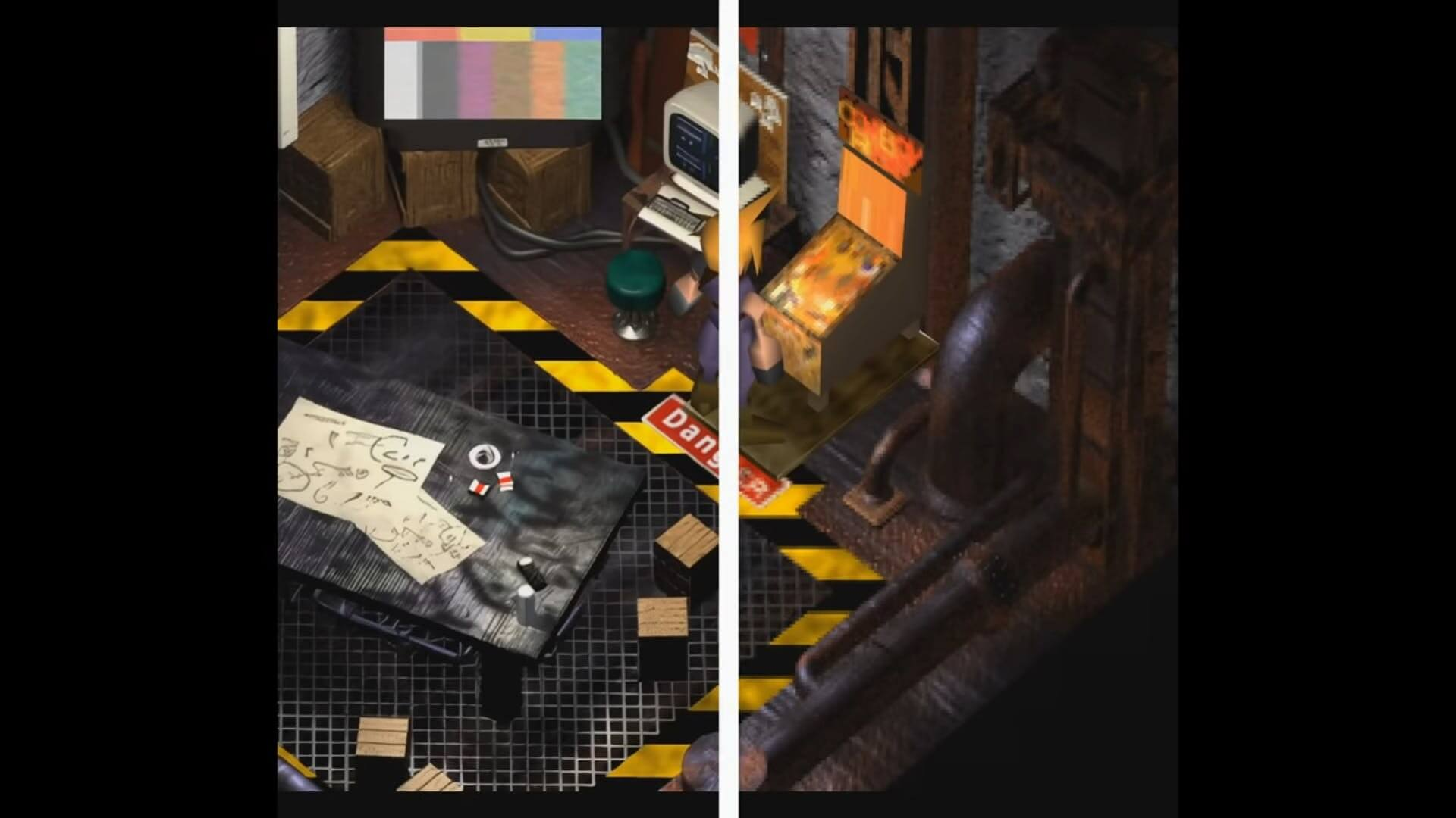 Final Fantasy VII Receives Faithful Graphical Update from AI Upscale