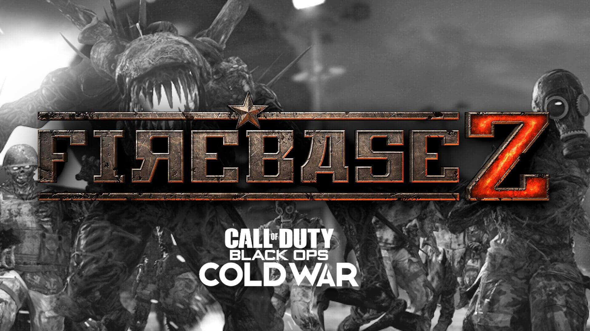 Black Ops Cold War Guide - How to Do The Firebase Z Easter Egg