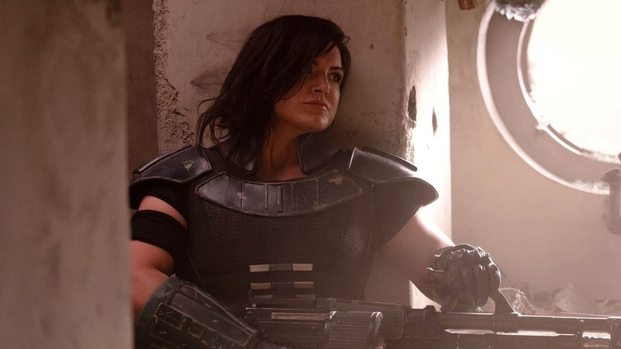 Mandalorian Fans Petition to Have Gina Carano Rehired