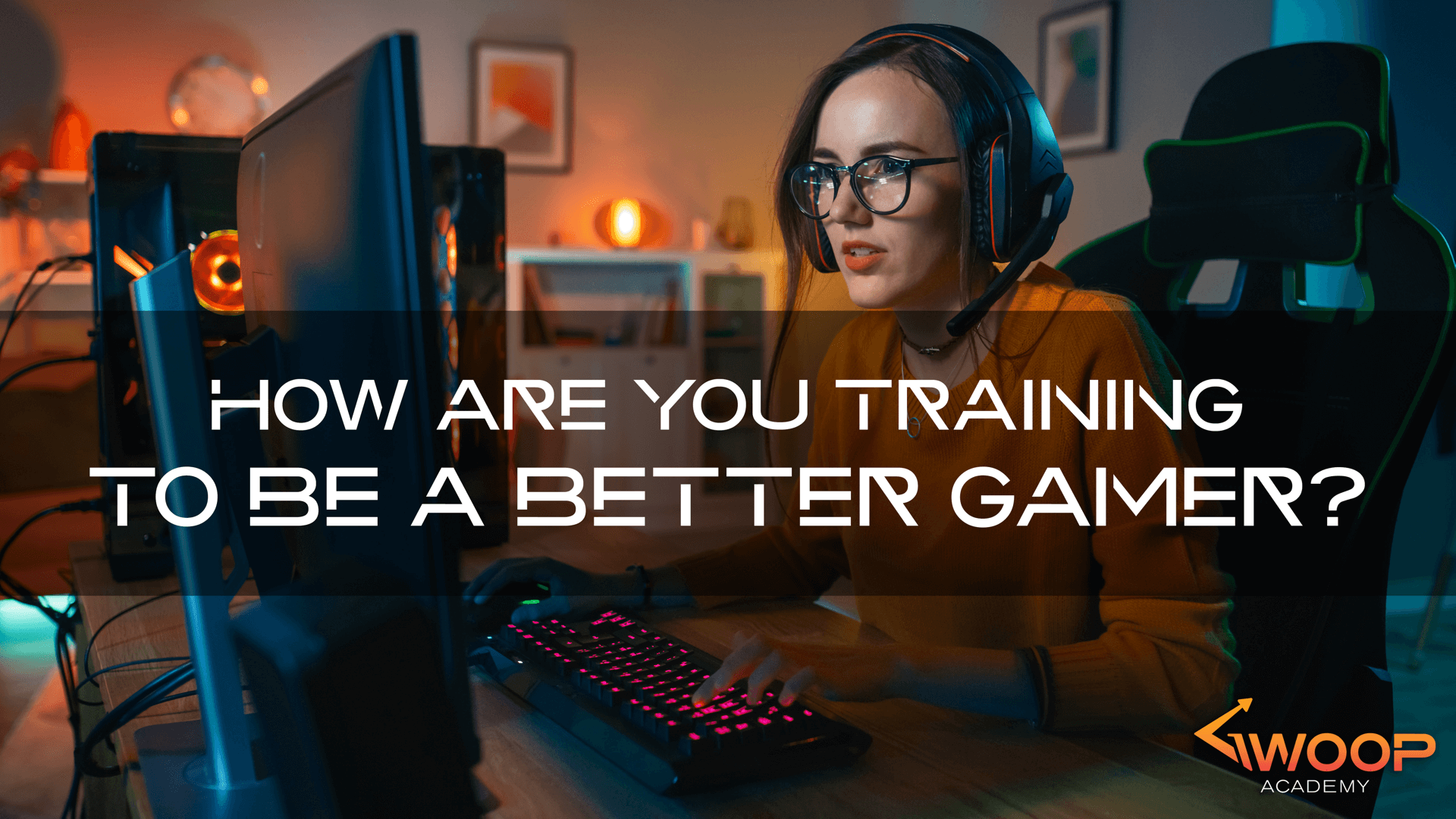 Gwoop Academy: Training to Be the Best in eSports