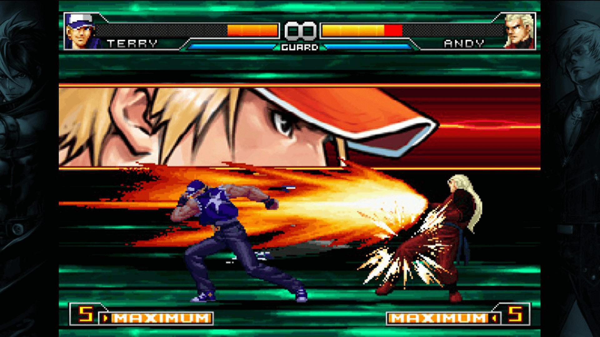 King of Fighters 2002 Unlimited Match is Now on PS4