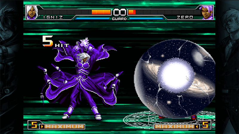 King of Fighters 2002 Unlimited Match Is Now Available Digitally