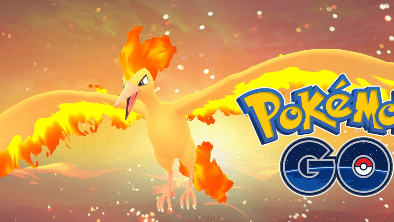 Pokemon Go Guide - How to Beat the Moltres Raid