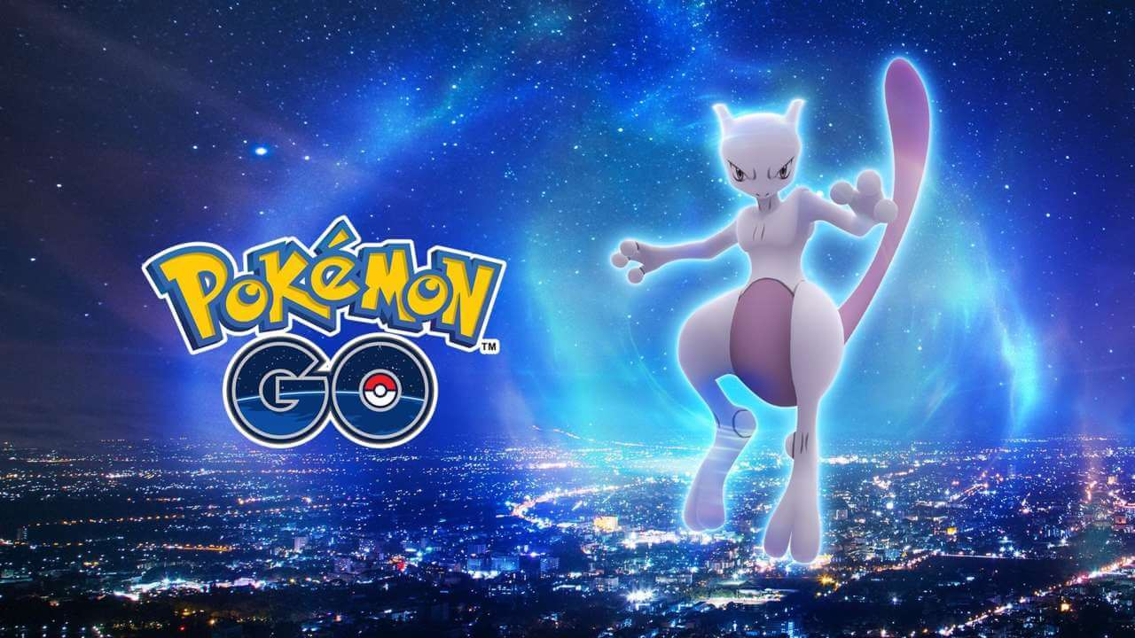 Pokemon Go Guide - How to Defeat the Mewtwo Raid