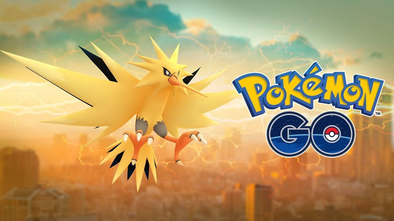 Pokemon Go Guide - How to Defeat the Zapdos Raid