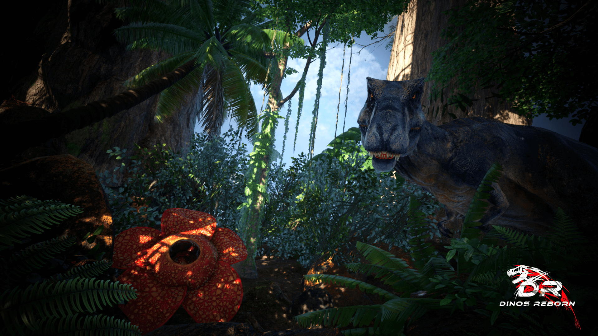 Dinos Reborn is a Sci-Fi Shooter Set for Release in 2022