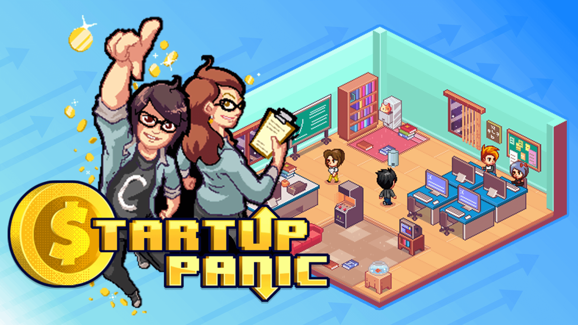 Startup Panic Review - The Path to Tech Stardom