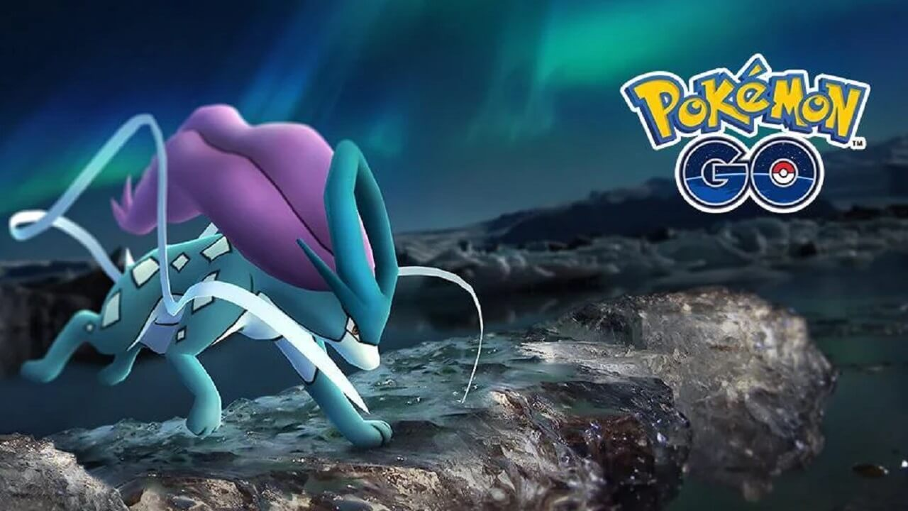 Pokemon Go Guide - How to Defeat the Suicune Raid