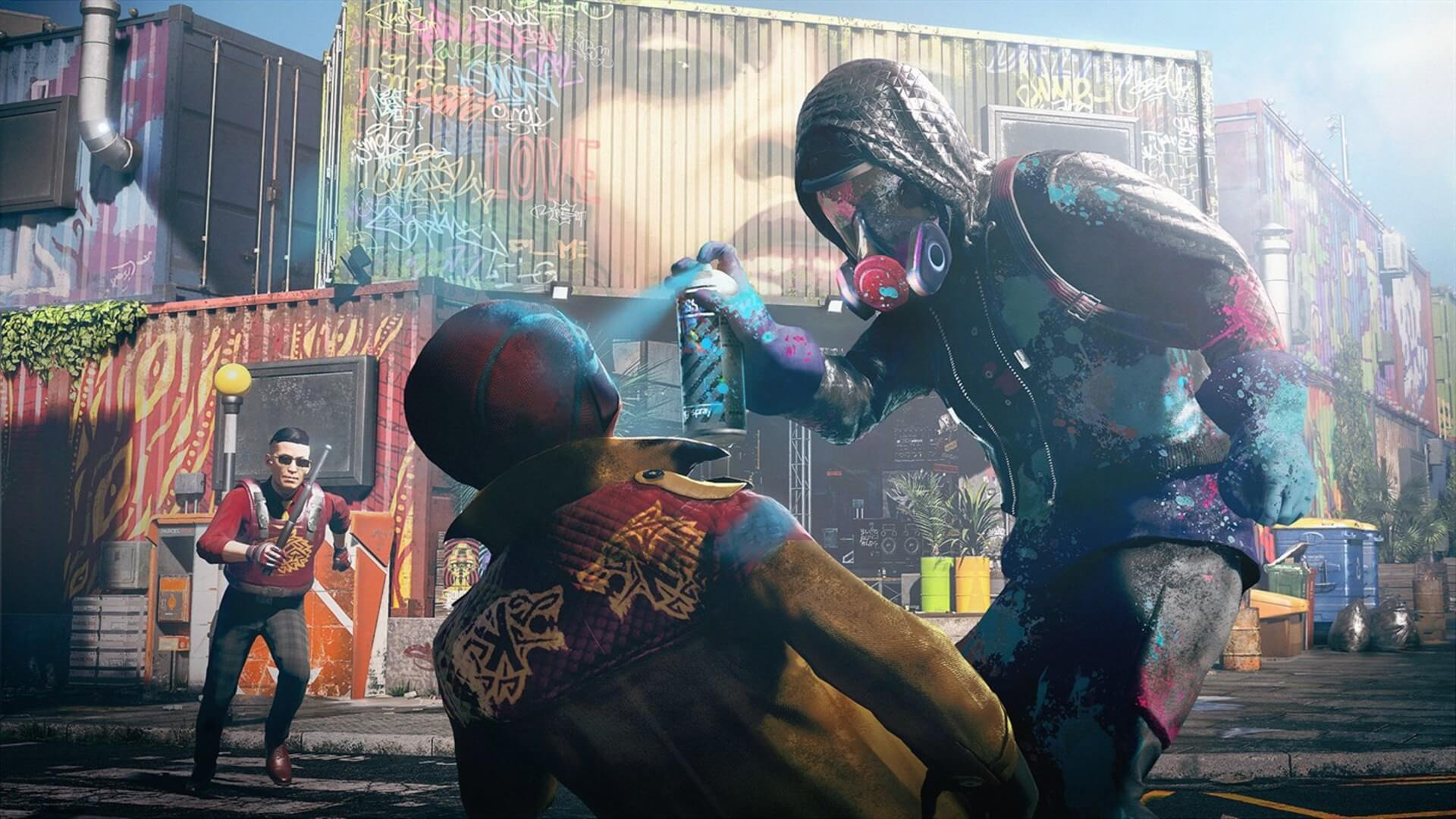 Watch Dogs: Legion Multiplayer Mode Launches March 9th