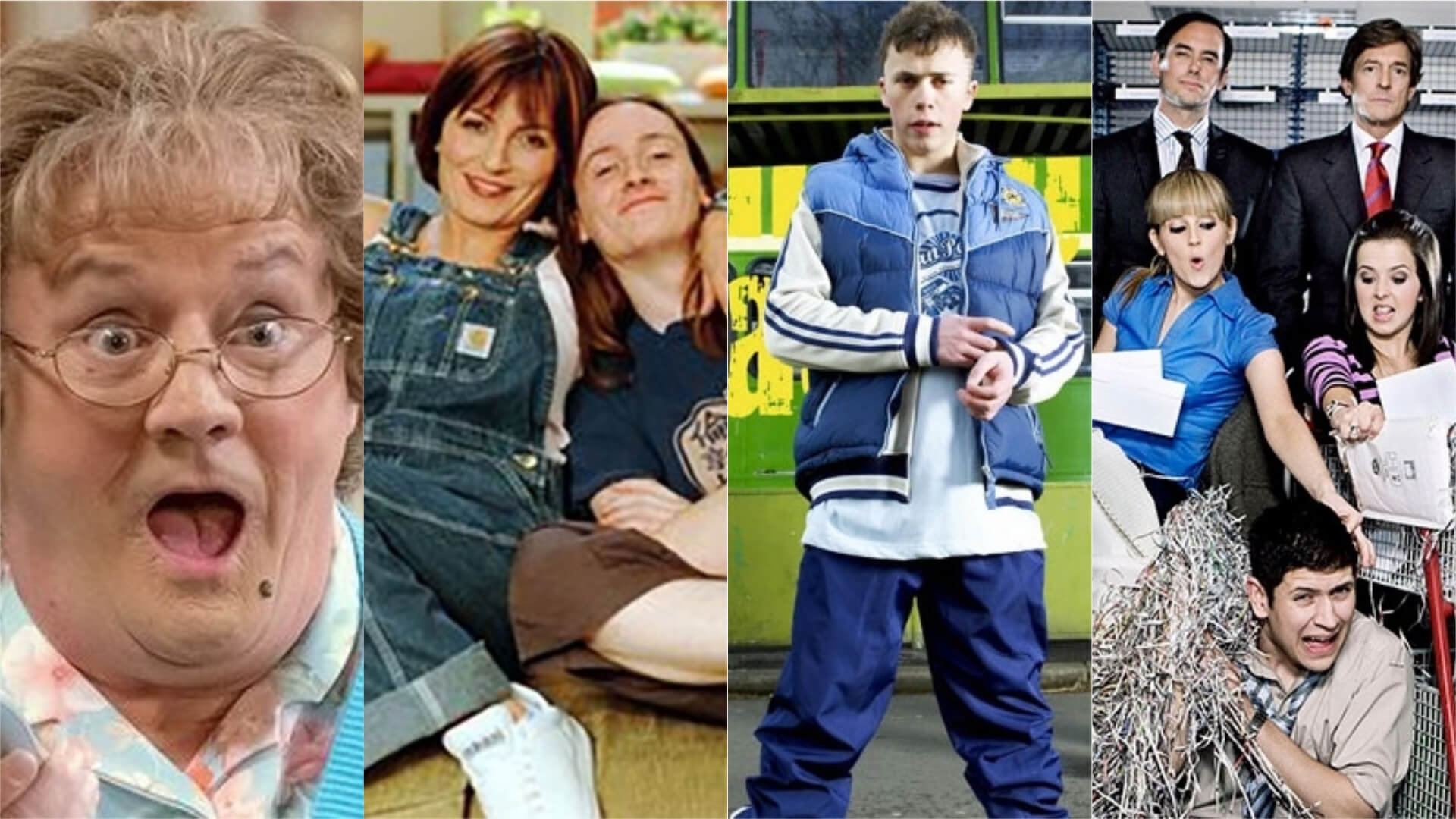 Top 5 Worst British Sitcoms Of All Time