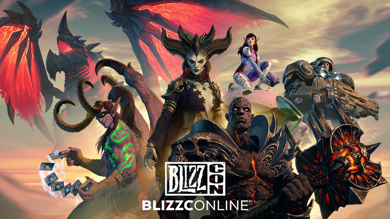 BlizzConline 2021 Will Be Held on February 19–20