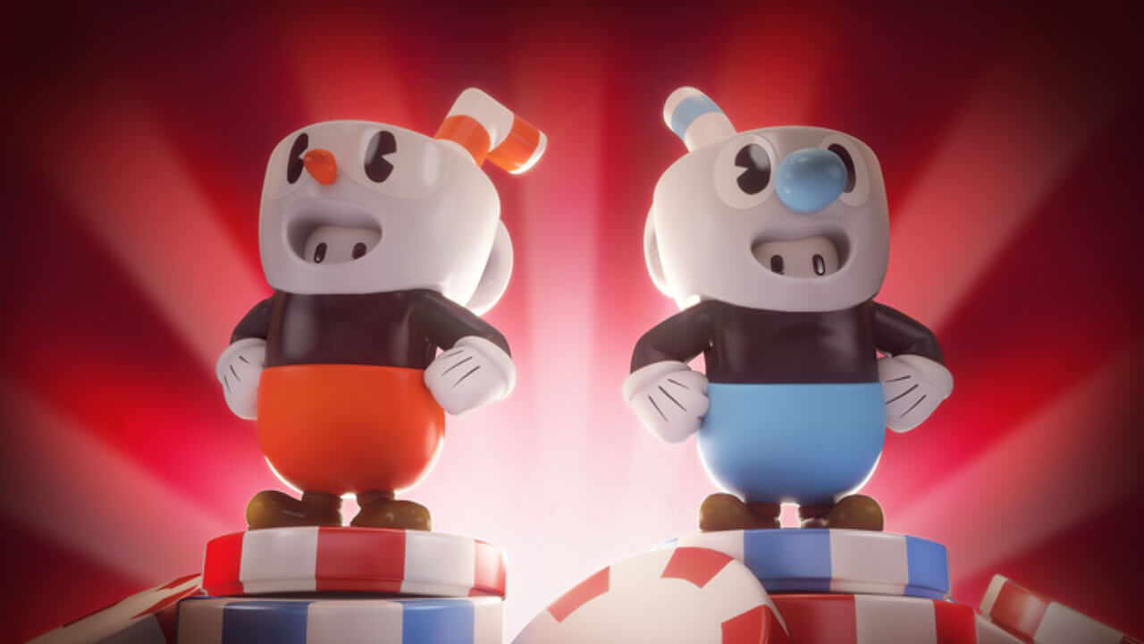 Fall Guys is Getting Two Cuphead Costumes This Week