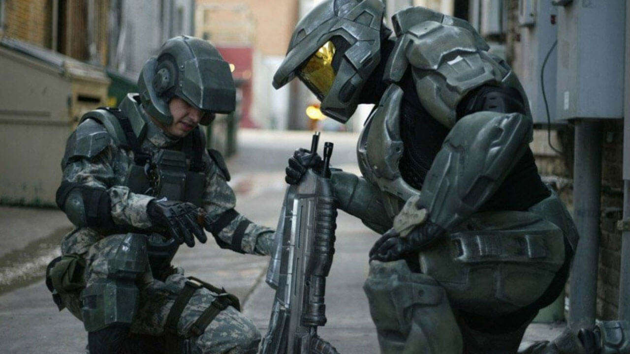 New Halo TV Series to Debut on Paramount Plus in 2022