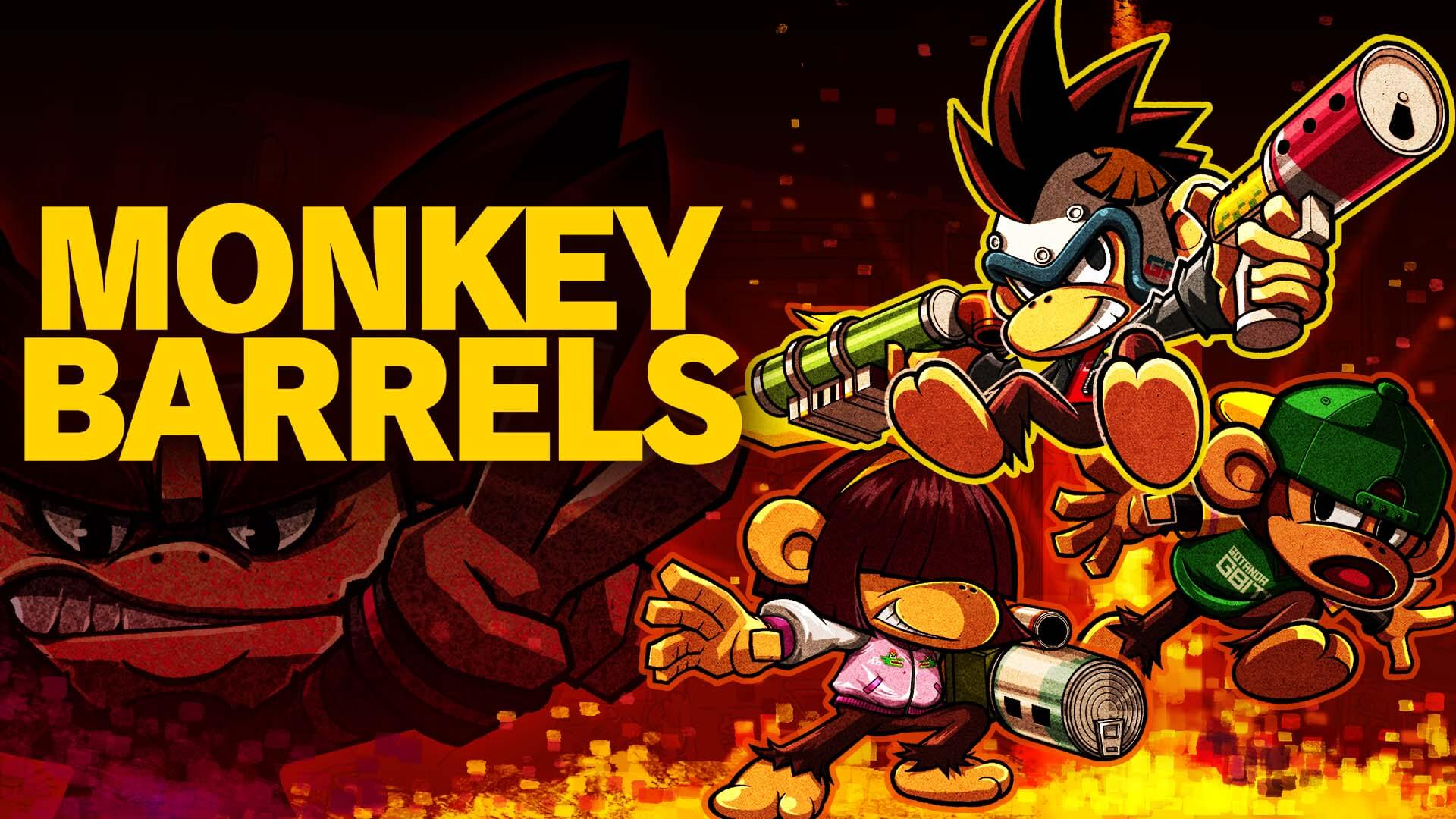 Monkey Barrels Shoots This February 9th on EGS