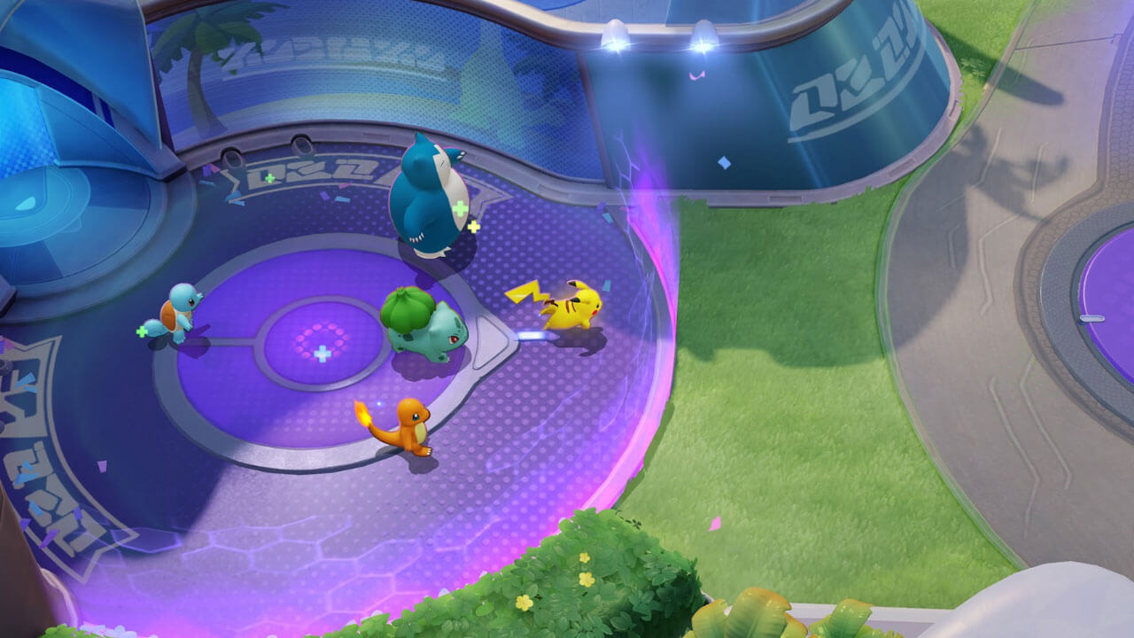 Pokemon UNITE MOBA to Start Regional Beta Test for Android in March