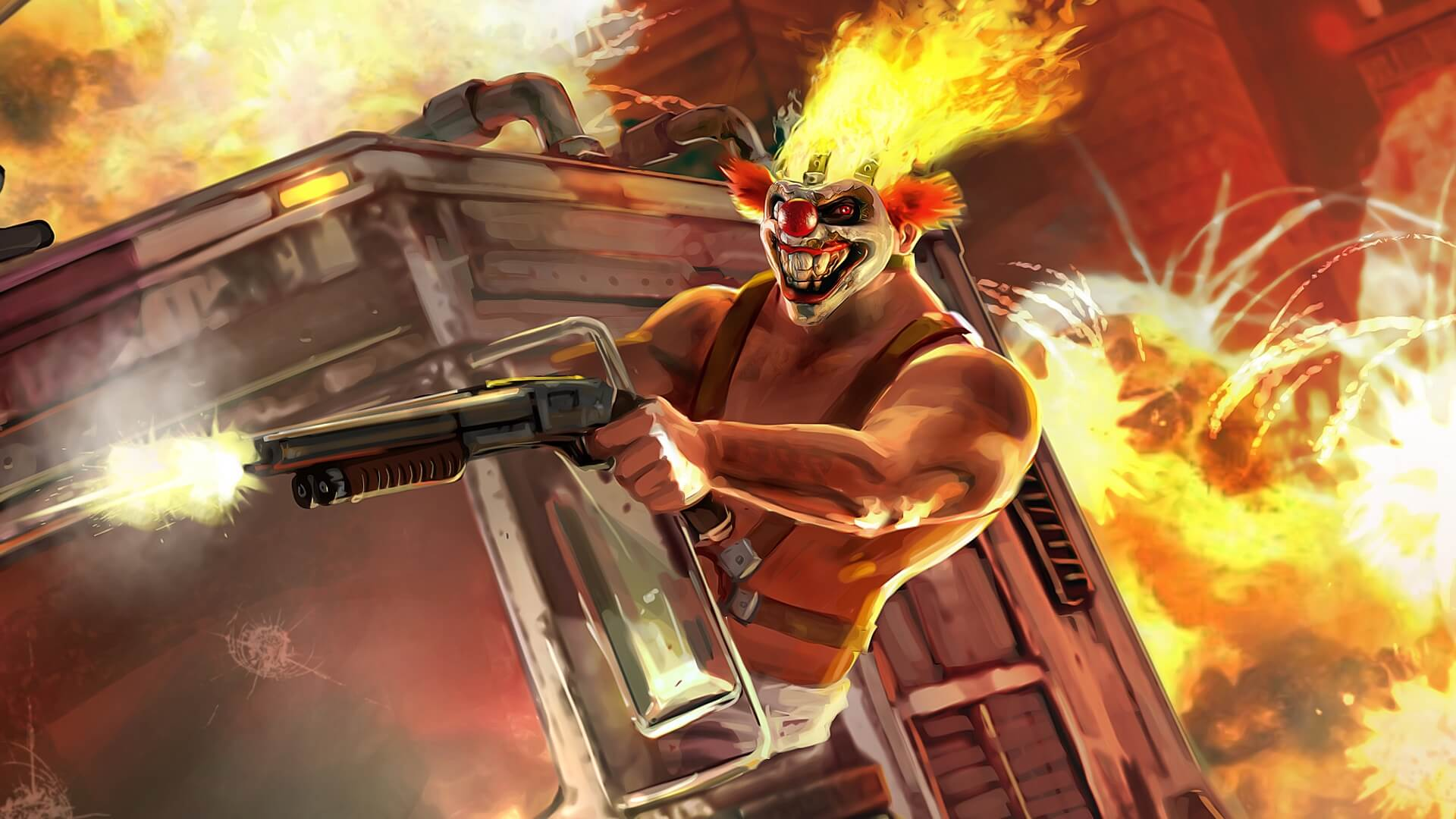 Twisted Metal Series Underway at Sony Pictures