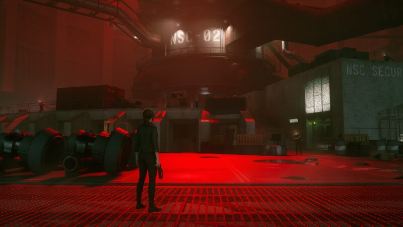 Remedy did a good job when it comes to presentation.