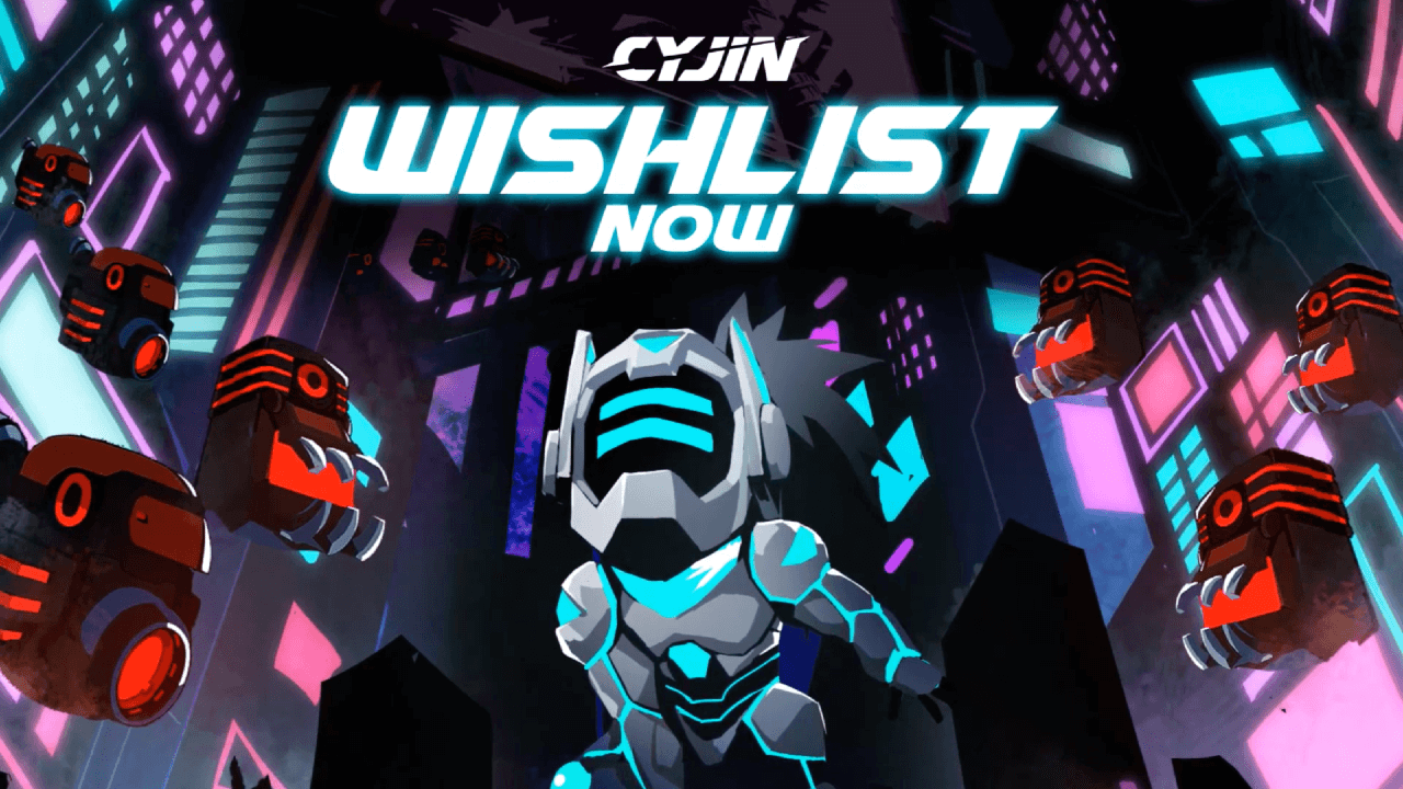 Cyjin: The Cyborg Ninja Dashes Onto Steam Later This Year