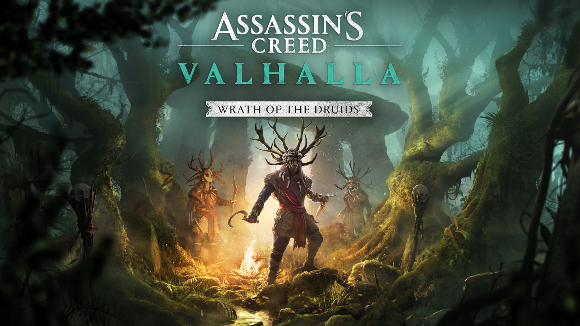 Assassin's Creed Valhalla Wrath of the Druids Releases April 29