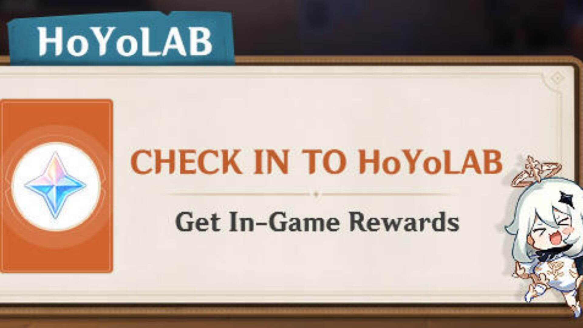 Genshin Impact Guide - How To Check-In and Claim Rewards to HoYoLAB