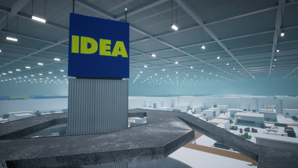 IKEA-Inspired Battle Royale 'Retail Royale' Releases Later This Year