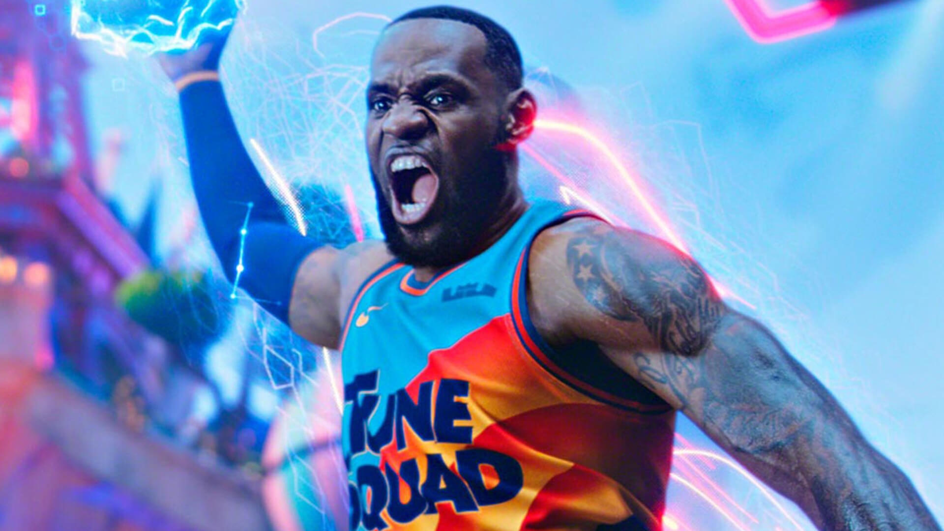 Space Jam: A New Legacy New Images Revealed