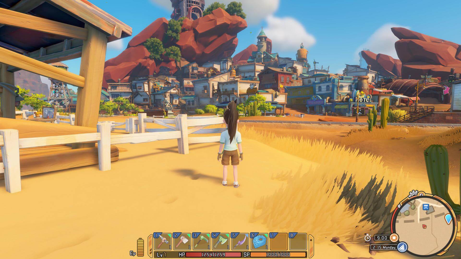 My Time At Sandrock Early Access Launch Delayed